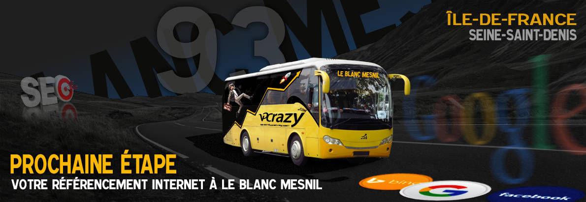 Agence SEO Google Le Blanc-Mesnil