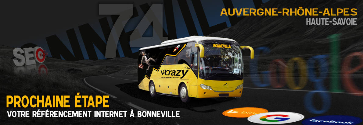 Agence SEO Google Bonneville