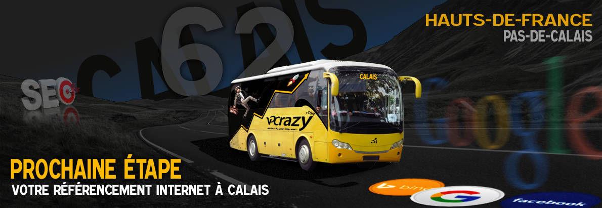 Agence SEO Google Calais