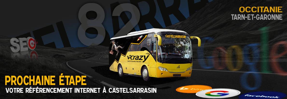 Agence SEO Google Castelsarrasin