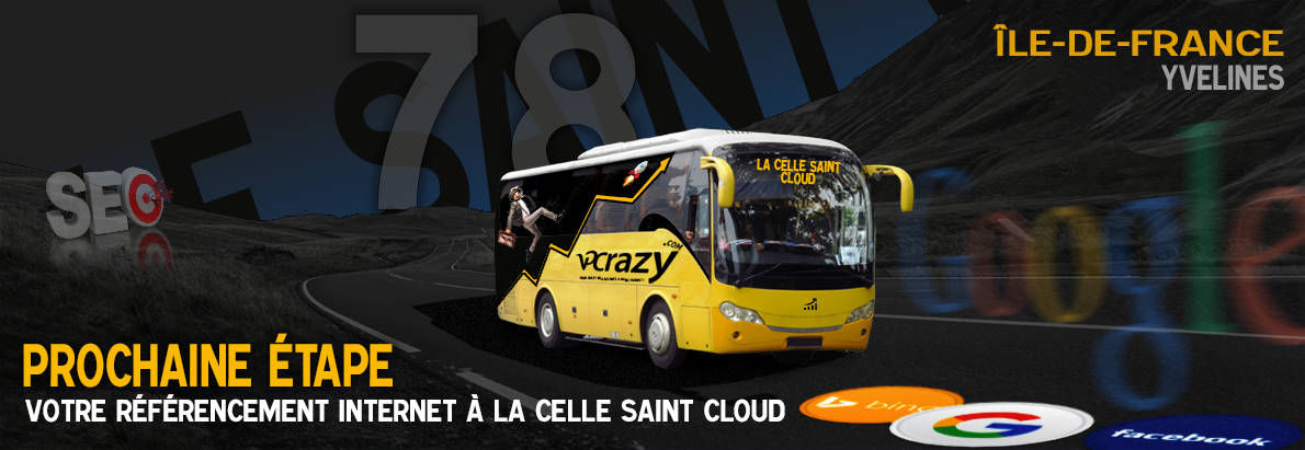 Agence SEO Google La Celle-Saint-Cloud