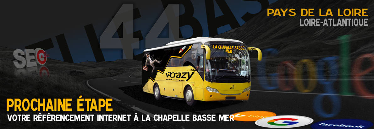 Agence SEO Google La Chapelle-Basse-Mer
