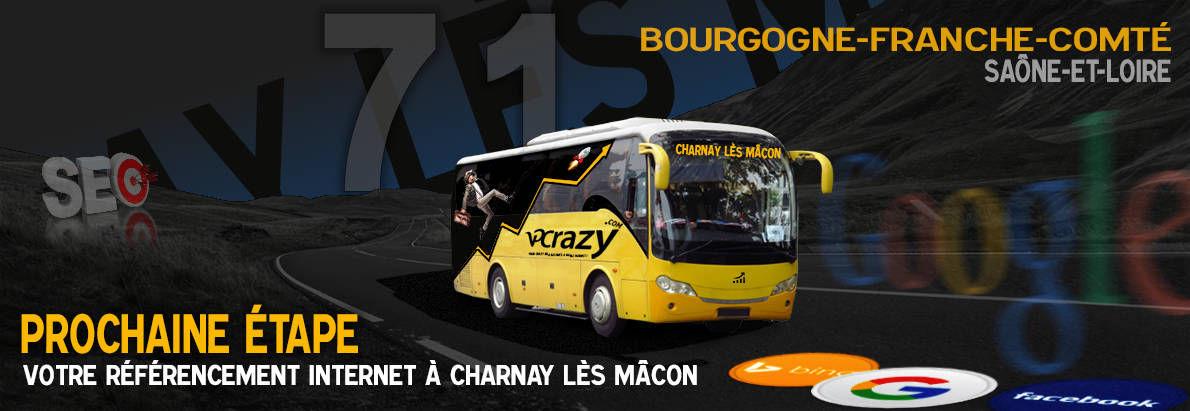 Agence SEO Google Charnay-lès-Mâcon