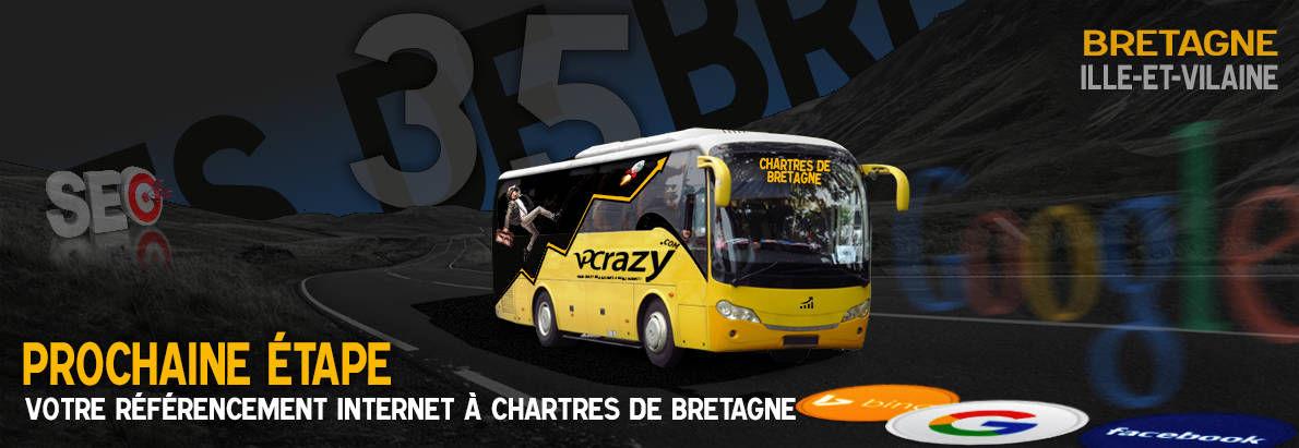 Agence SEO Google Chartres-de-Bretagne