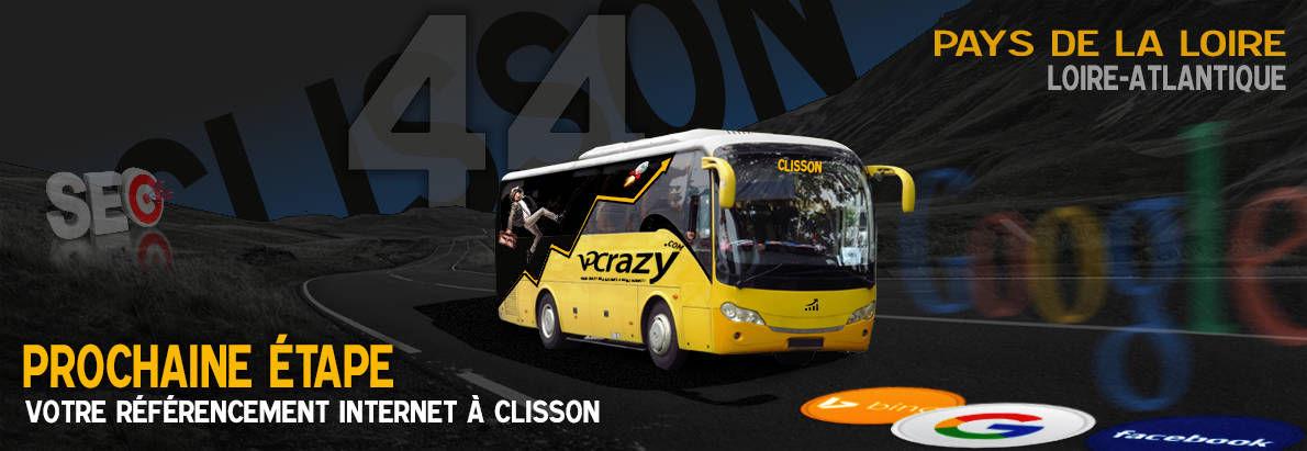 Agence SEO Google Clisson