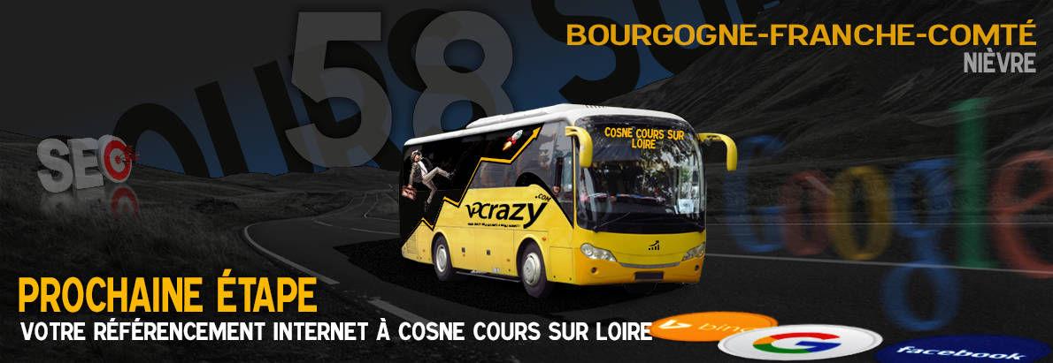 Agence SEO Google Cosne-Cours-sur-Loire