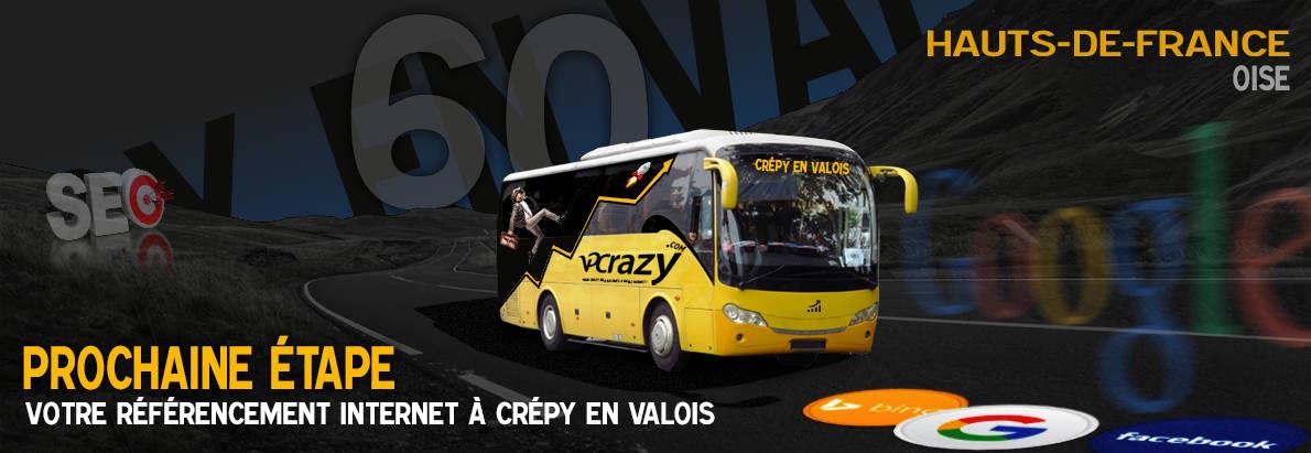 Agence SEO Google Crépy-en-Valois