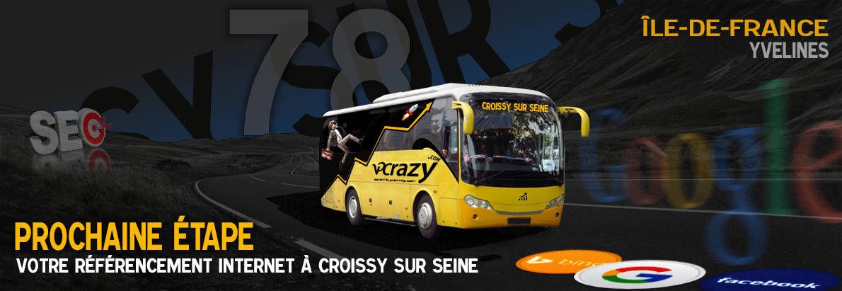 Agence SEO Google Croissy-sur-Seine