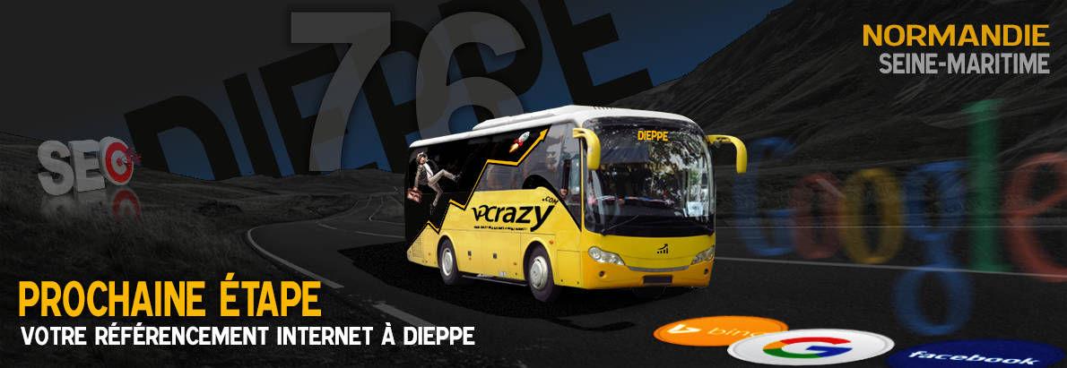 Agence SEO Google Dieppe