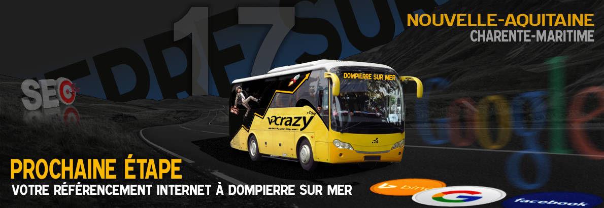Agence SEO Google Dompierre-sur-Mer
