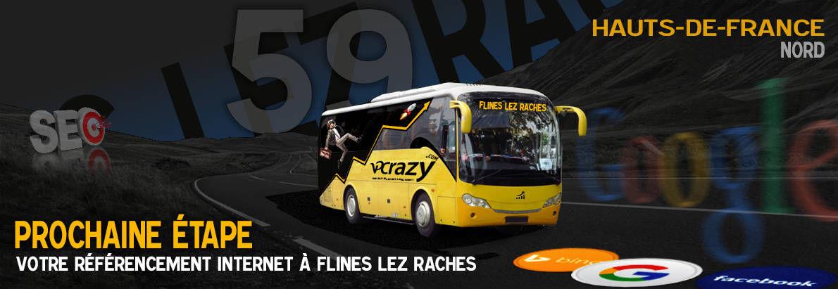 Agence SEO Google Flines-lez-Raches