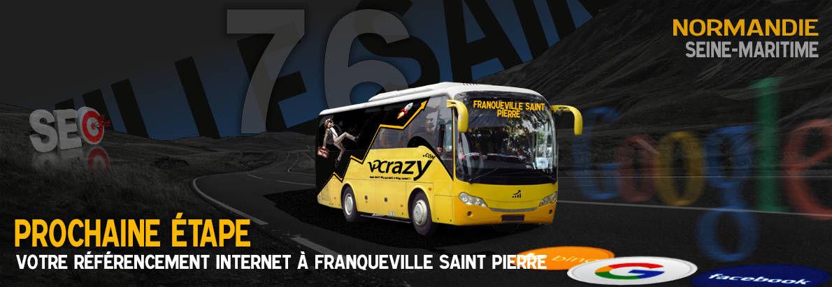 Agence SEO Google Franqueville-Saint-Pierre