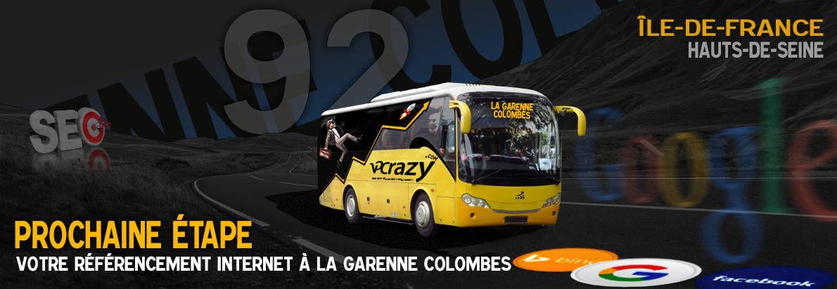 Agence SEO Google La Garenne-Colombes