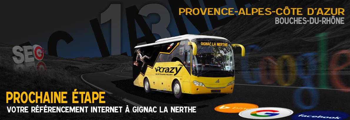 Agence SEO Google Gignac-la-Nerthe