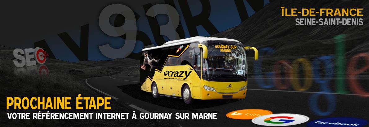 Agence SEO Google Gournay-sur-Marne