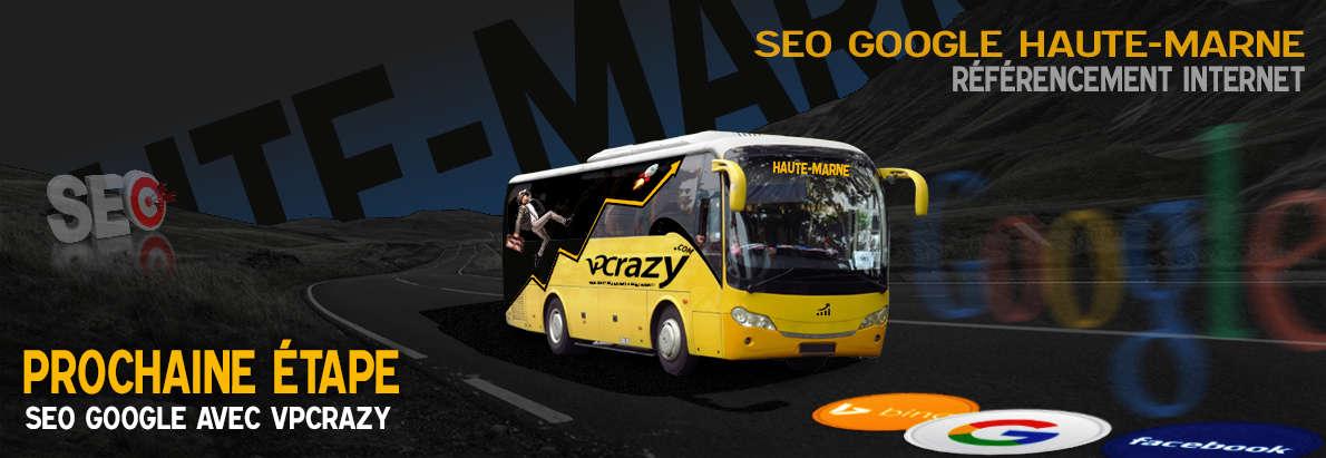 Agence SEO Google Haute-Marne