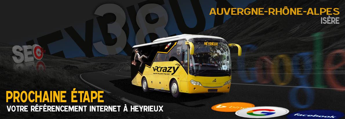 Agence SEO Google Heyrieux