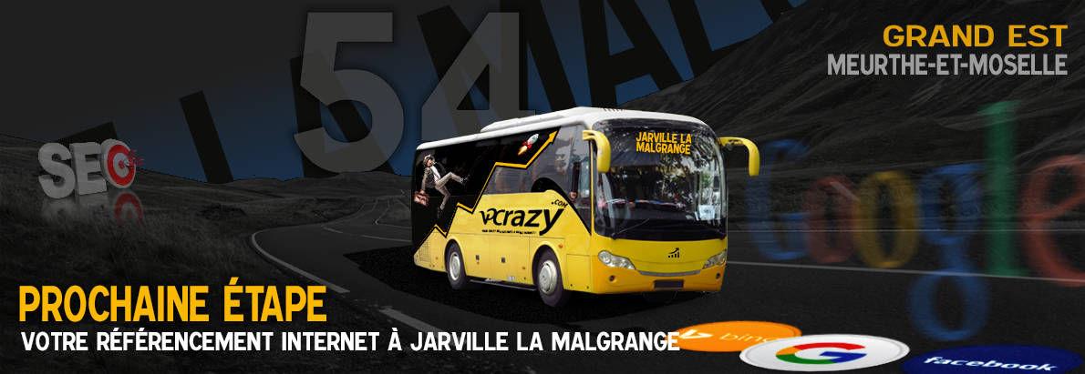 Agence SEO Google Jarville-la-Malgrange