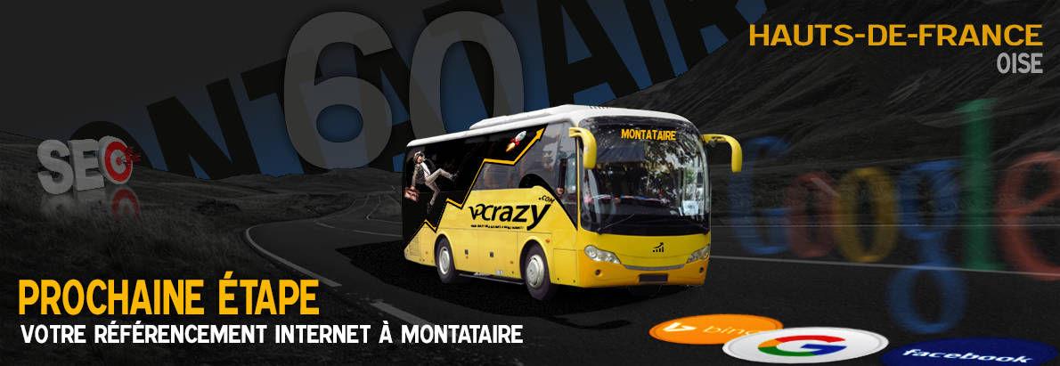 Agence SEO Google Montataire
