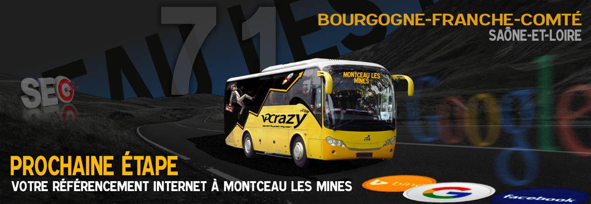 Agence SEO Google Montceau-les-Mines