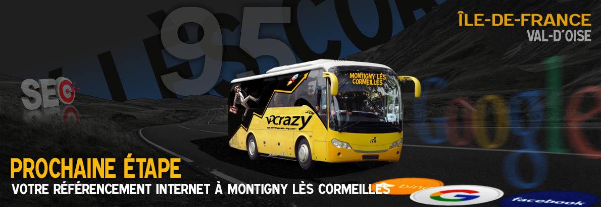 Agence SEO Google Montigny-lès-Cormeilles