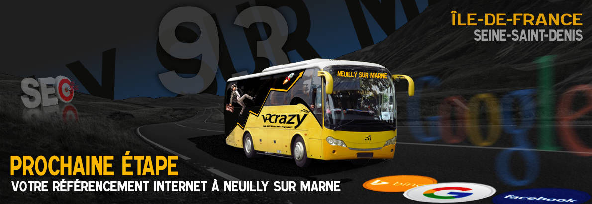 Agence SEO Google Neuilly-sur-Marne