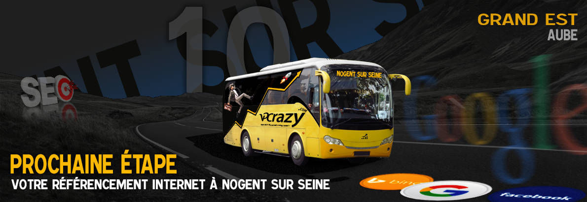 Agence SEO Google Nogent-sur-Seine