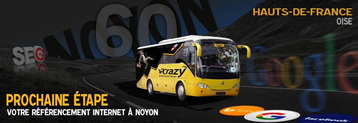 Agence SEO Google Noyon