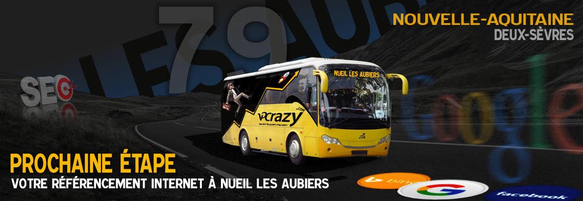 Agence SEO Google Nueil-les-Aubiers