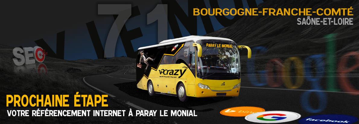 Agence SEO Google Paray-le-Monial