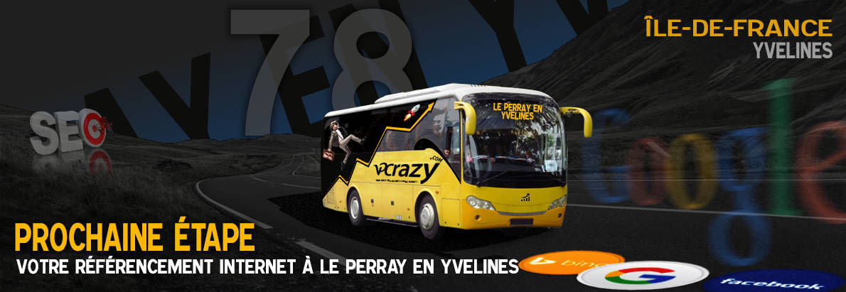 Agence SEO Google Le Perray-en-Yvelines
