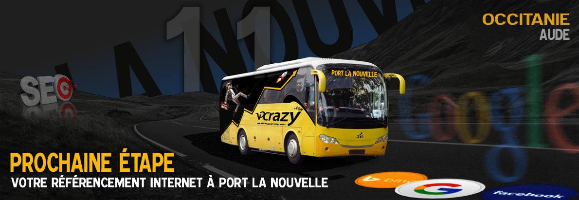 Agence SEO Google Port-la-Nouvelle