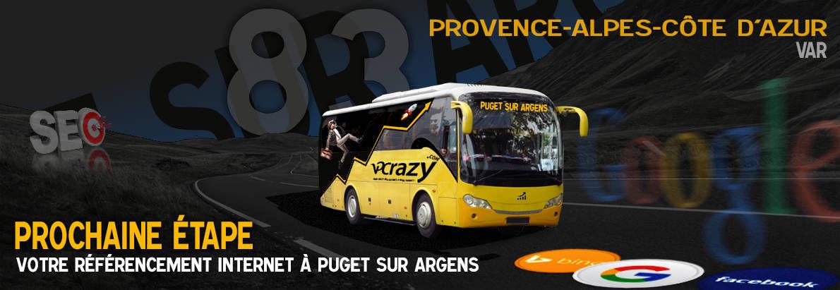 Agence SEO Google Puget-sur-Argens