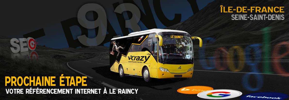 Agence SEO Google Le Raincy