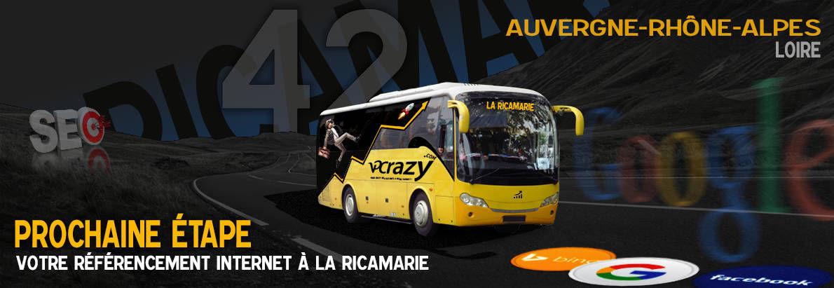 Agence SEO Google La Ricamarie