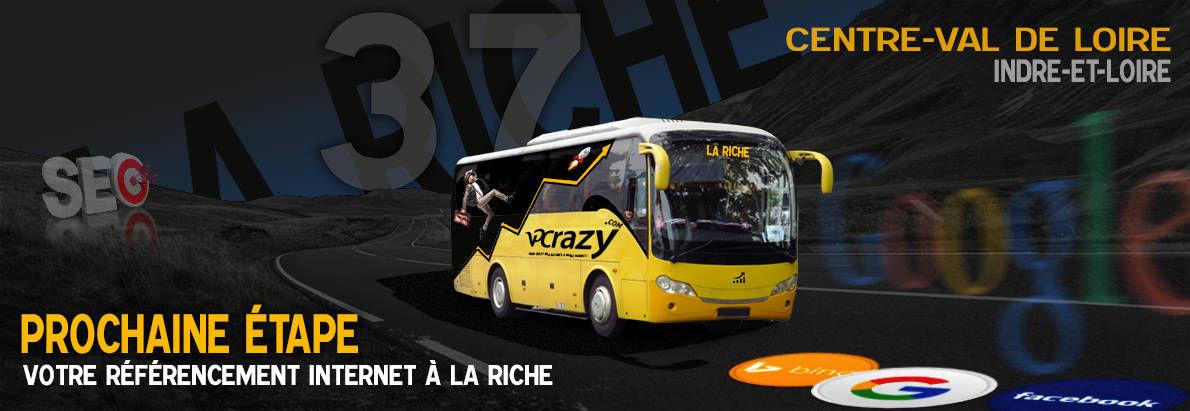 Agence SEO Google La Riche