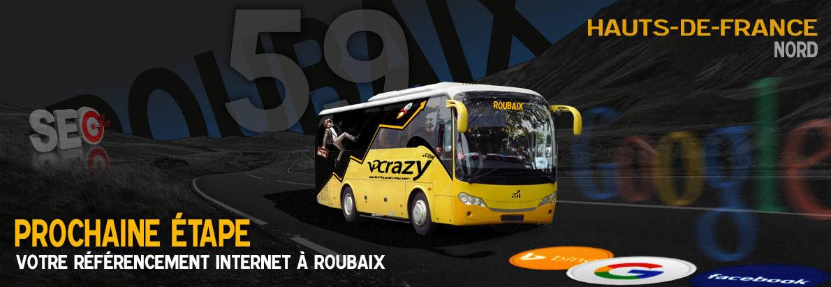 Agence SEO Google Roubaix
