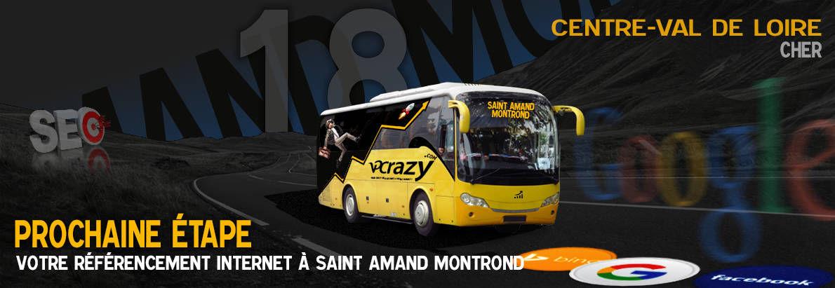 Agence SEO Google Saint-Amand-Montrond