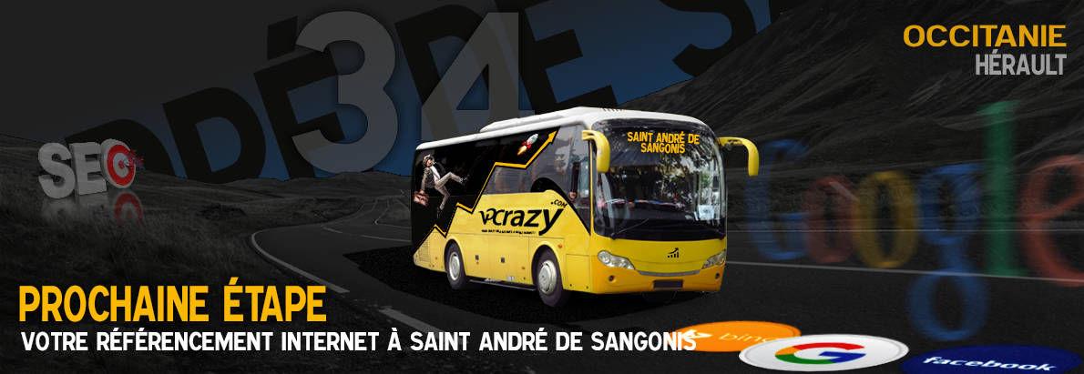 Agence SEO Google Saint-André-de-Sangonis