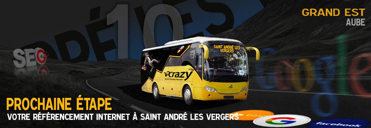 Agence SEO Google Saint-André-les-Vergers
