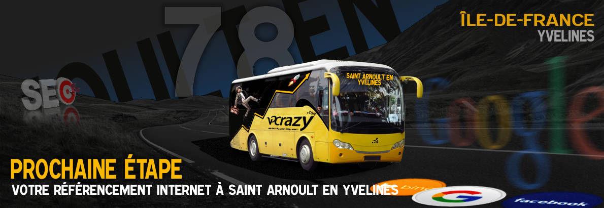 Agence SEO Google Saint-Arnoult-en-Yvelines