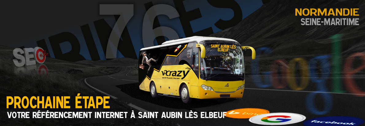 Agence SEO Google Saint-Aubin-lès-Elbeuf