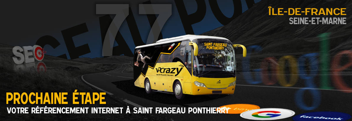 Agence SEO Google Saint-Fargeau-Ponthierry