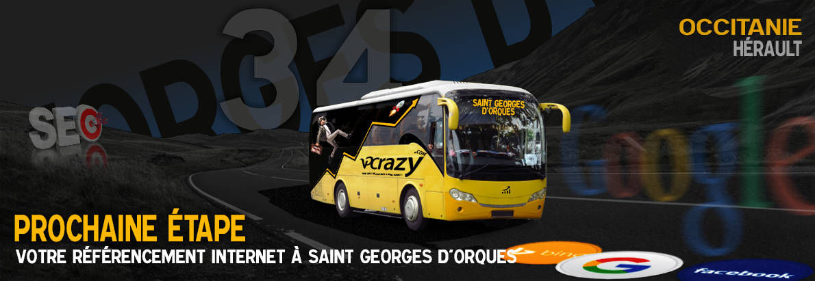 Agence SEO Google Saint-Georges-d'Orques