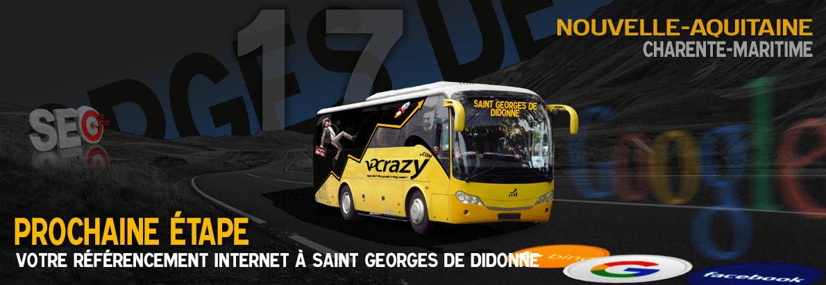 Agence SEO Google Saint-Georges-de-Didonne