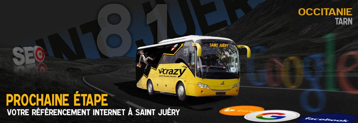 Agence SEO Google Saint-Juéry