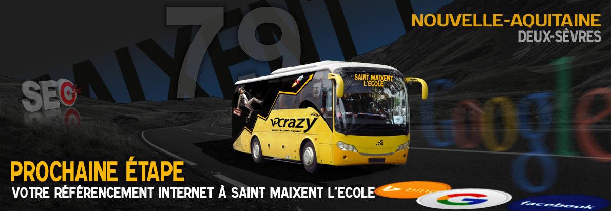 Agence SEO Google Saint-Maixent-l'Ecole