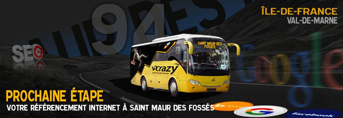 Agence SEO Google Saint-Maur-des-Fossés