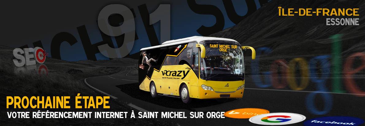Agence SEO Google Saint-Michel-sur-Orge