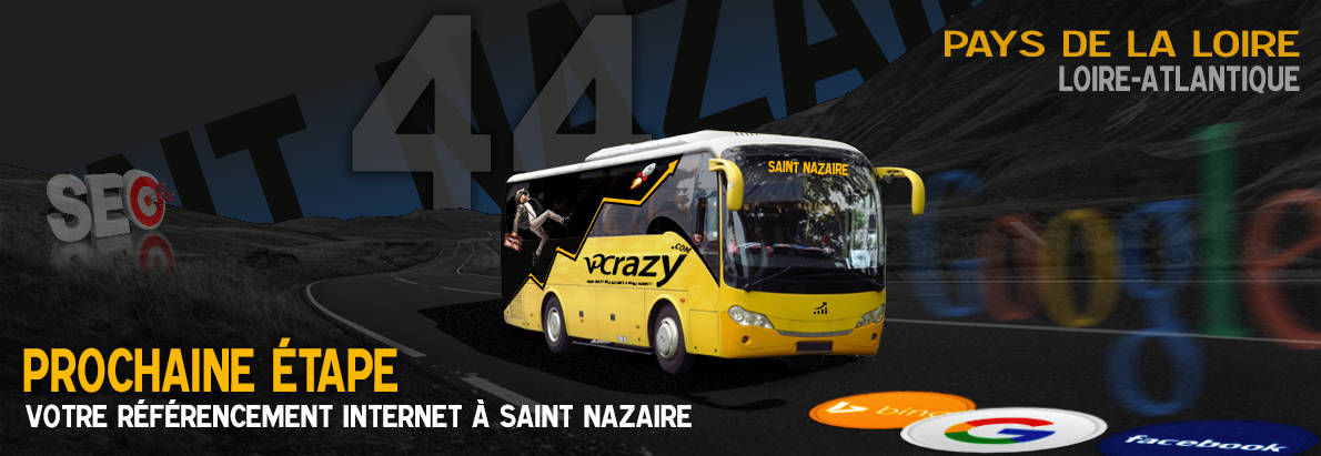 Agence SEO Google Saint-Nazaire